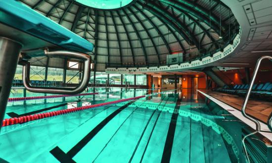 Tournesol Schwimmbad