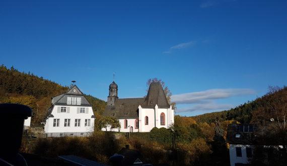 Kirche Oberauroff