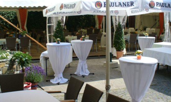 Biergarten Hotel Gasthof Kern