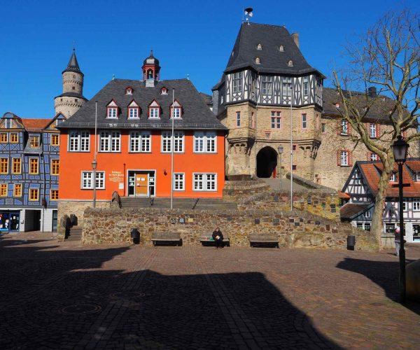 Rathaus und Kanzleitor