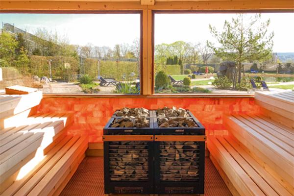 Tournesol Sauna