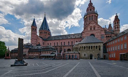 Mainzer Dom Pixbay User lapping