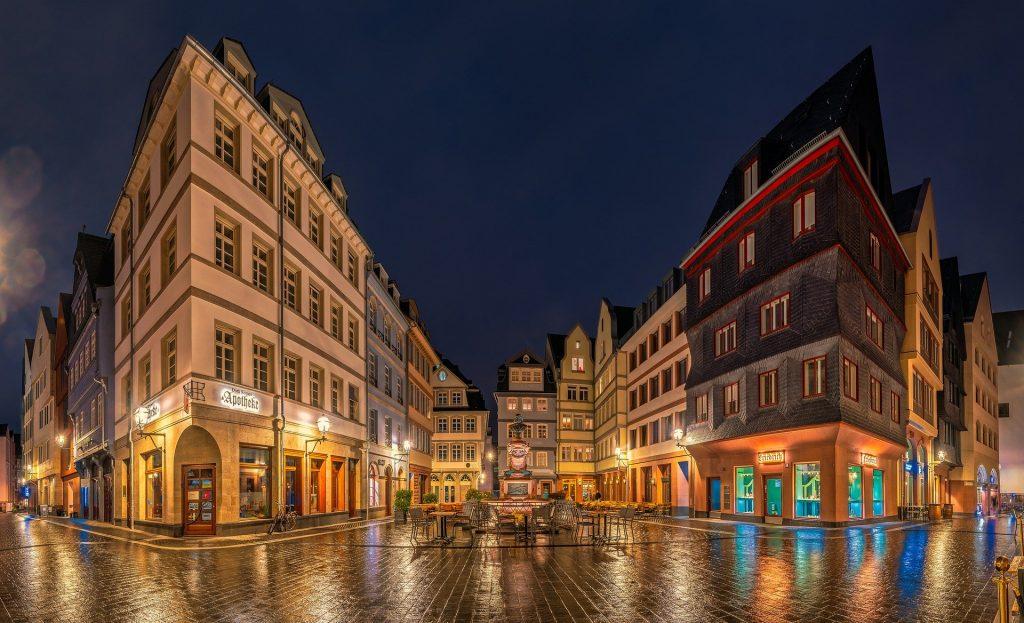 Frankfurt Neue Altstadt Pixabay User: khiller56